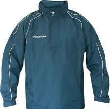 Mens Prostar MICHIGAN Waterproof Jacket 1/4 Zip Overhead Training Top
