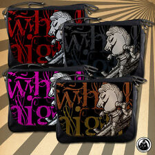 Alice In Wonderland Grunge Chess White Knight (4 Colour Choices) Messenger Bag