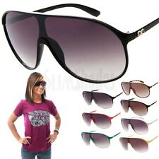 Womens DG Fashion Aviator Sunglasses Celebrity Oversized Designer Goggle Shades
