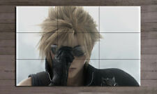 Final Fantasy 7 Advent Children Cloud Large Anime Poster #2