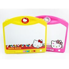 Hello Kitty Whiteboard/Erasers/Board marker Pen Set_Memo Note Pad Holder (M)