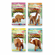 3D Safari Animals Cookie Cutter Moulds - Choose From 4 Designs - NEW GIFTS