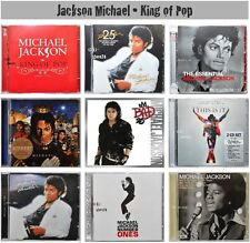 MICHAEL JACKSON KING OF POP CD Thriller, Bad, This is it, Billie Jean, Who is it