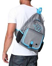 Jammypack Delivery Bag Single-Strap Backpack The Hoarder 2.1 Removable Speakers