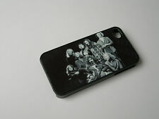 iphone 4 4s mobile phone hard case cover Frank Zappa Mothers of Invention BW