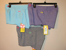 """NWT$45 UNDER ARMOUR HG CHEEKY 2""""  BOARD SHORTS 1227252 BEACH COVER UP"""