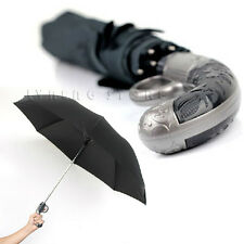 New Outdoor Pistol Style Umbrella Fashion Domineering Cool Automatic Opening
