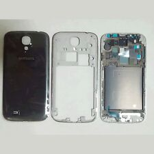 New Faceplate+Mid Frame+Back Cover Full Housing Case For Samsung Galaxy S4 i337