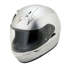**Fast Shipping** Scorpion EXO-R410 (Hyper Silver) Motorcycle Helmet