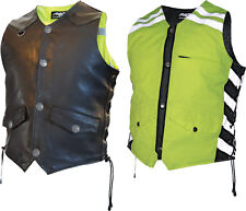 *Ships Same Day*  MISSING LINK G2 D.O.C. Reversible Safety Vest (Hi-Viz) Motor