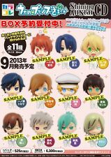Uta no Prince-sama Shining All Star CD Debut Colorful Collection Strap BOX