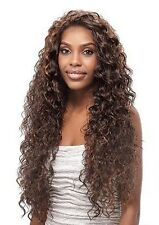 Vanessa Fifth Avenue Collection Synthetic Lace Front Wig - TOPS MORGANA
