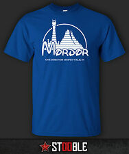 Mordor T-Shirt - New - Direct from Manufacturer