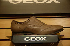 NEW GEOX MAINSTREAM C-BUFFALO MENS SHOES