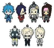 D4 DRAMAtical Murder - Rubber Keychain Collection BOX