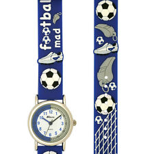 Childrens Ravel Funtime Football Mad Watch Youth Soccer Boys