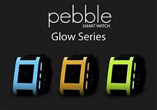 Pebble Watch Glow Wraps/Skins/Decals