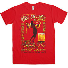 New Mens T Shirt -  Inspired by Blade Runner T Shirt - Salome and the Snake