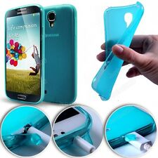 Soft Ultra Thin Matte Back Case Cover Side Button For Samsung Galaxy S3/S4 mini