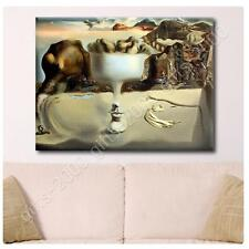 GIANT Canvas Salvador Dali Apparition of Face and Fruit Dish poster print art