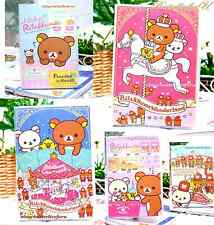 13~2014 Rilakkuma Schedule Book Diary Calendar Planner Organizer Weekly Journal