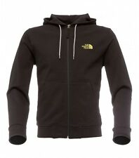 The North Face Felpa Classic Full Zip Hoodie  Black/Sulphur Spring Green