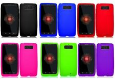 Silicone Soft Gel Cover Case for Motorola DROID Mini XT1030 Phone