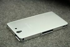 New Full Deluxe Aluminum Metal Chrome Case Cover For Sony Xperia Z L36h L36i