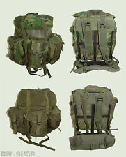 Original US Alice Pack Camping backpack with frame woodland olive backpack new