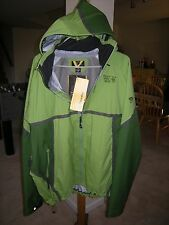 MENS MOUNTAIN HARDWEAR KRAMER SOFTSHELL JACKET  XXL  NWT