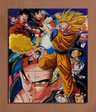 "Dragon Ball Z Mosaic Giant Art Poster Size 23.7"" x 28.5"" + gift #1"