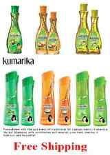 Kumarika Natural Herbal Hair Shampoo and Hair Oil 100ML , 200ML Bottels