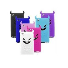 iphone 5S Devil Face Silicone Skin Case Soft Cover for iPhone 5S / 5G