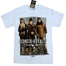 Duck Dynasty Redneck Royalty Officially Licensed Authentic Adult T-Shirt