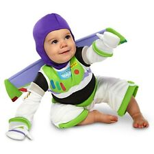Disney Store Toy Story Buzz Lightyear Costume for Baby Toddler 12-18 2T 3T