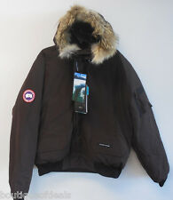 Canada Goose Men's Chilliwack Bomber Jacket Caribou 7950M New & Authentic