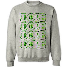 DOPE WEED CANNABIS HIGH ODD CHEF DIS OBEY FUTURE MOUSE MICKEY SWEATSHIRT SWEATER