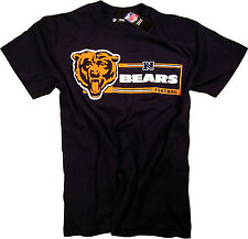 Chicago Bears T-Shirt Jersey Flag Snapback Officially Licensed by The NFL