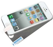 Mirror Screen Protector Guard clear Film for Apple Iphone 5S 5C phone LCD glass