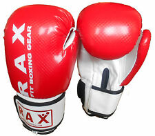 Boxing gloves sparring training fight punch bag mitts muay thai mma 10 oZ