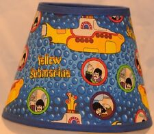 Music The Beatles Lamp Shade (All Handmade After Order is Placed)