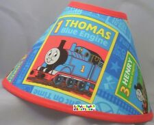 Thomas the Train Lamp Shade (All Handmade After Order is Placed)