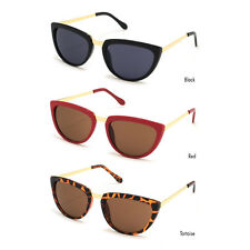 A.J. Morgan Hands off Sunglasses for women - Available in Black, Red, Tortoise