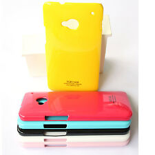 Colorful Fashion Stylish Plastic Protector Hard Cover Case HTC One 801n M7 810e