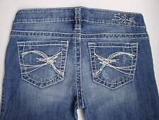 New Silver Jeans TUESDAY Bootcut Low Rise Good Price!!