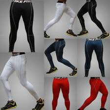 Mens Winter Thermal Under Base Layers Tights Pants Leggings Long Underwear Ski