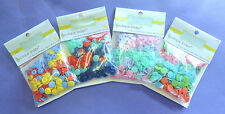 """60ct Babyville Boutique Snaps Size 20 Baby Clothes Diapers (0.48"""" - 12.2mm)"""