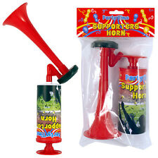 Air Horn Vuvuzela Football Supporters Party Very Loud Festival Klaxon Woof PUMP