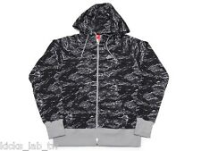 DS 2013 NIKE X ATMOS AIR MAX S/S BLACK CAMO TIGER GREY AW77 HOODY 90 NSW