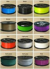 3D-Printer Filament 1kg/2.2lb ABS/PLA 3mm/1.75mm Fast Free Same Day Shipping!!!!